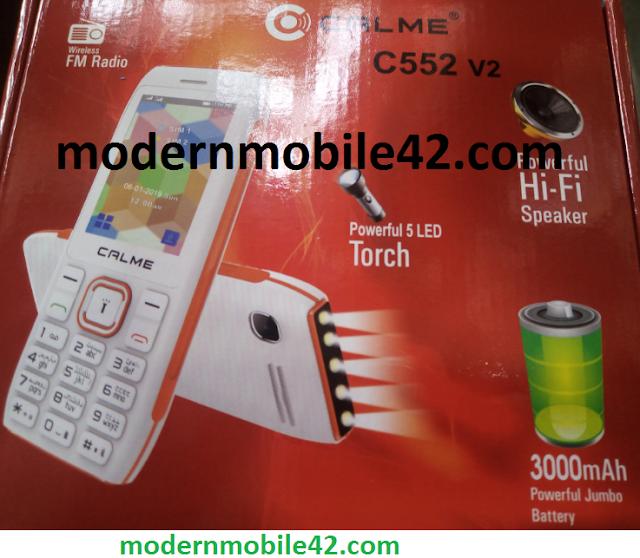 calme c552 v2 firmware flash file download