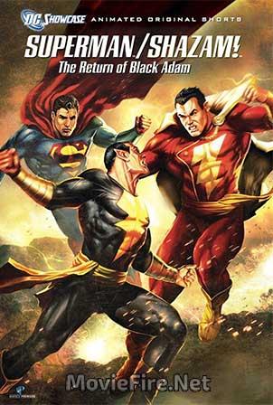 Superman/Shazam!: The Return of Black Adam (2010)