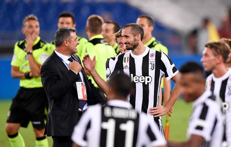 """Peruzzi: """"Juventus je još uvijek najjači tim u Italiji"""""""