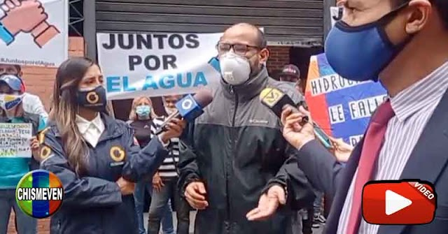 HIDROCAPITAL QUEBRADA | 37% de Caracas está sin servicio de agua