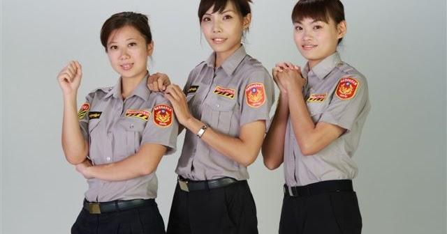 100 Police 警察故事百年傳承: 才貌兼備三位女警代言新北市警局宣導活動