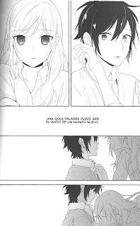 "Manga: Reseña de ""Horimiya #6"" de HERO y Daisuke Hagiwara - Norma editorial"