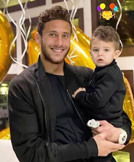 صور رمضان صبحي مع ابنه زين