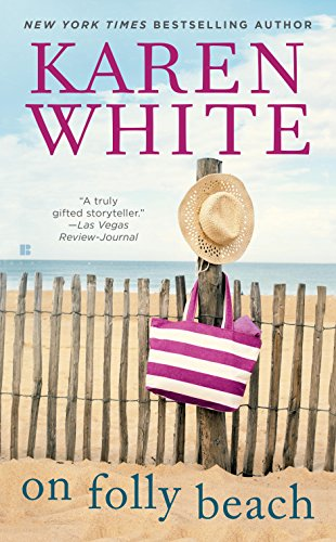 beach read, book review, reading, amreading, goodreads, Kindle, Folly Beach, Karen White, fiction