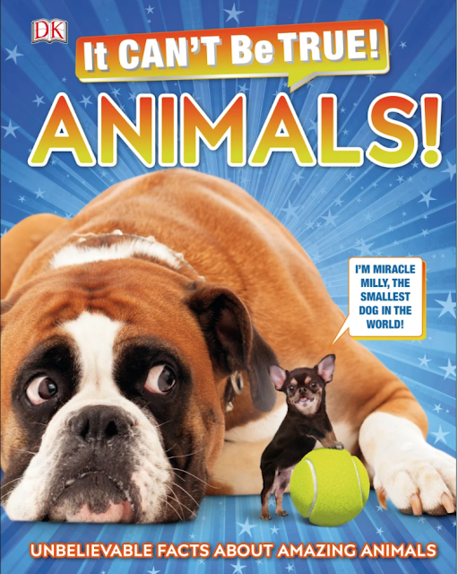 it can't be true animals book