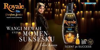 Brand ambasador royale soklin citra kirana