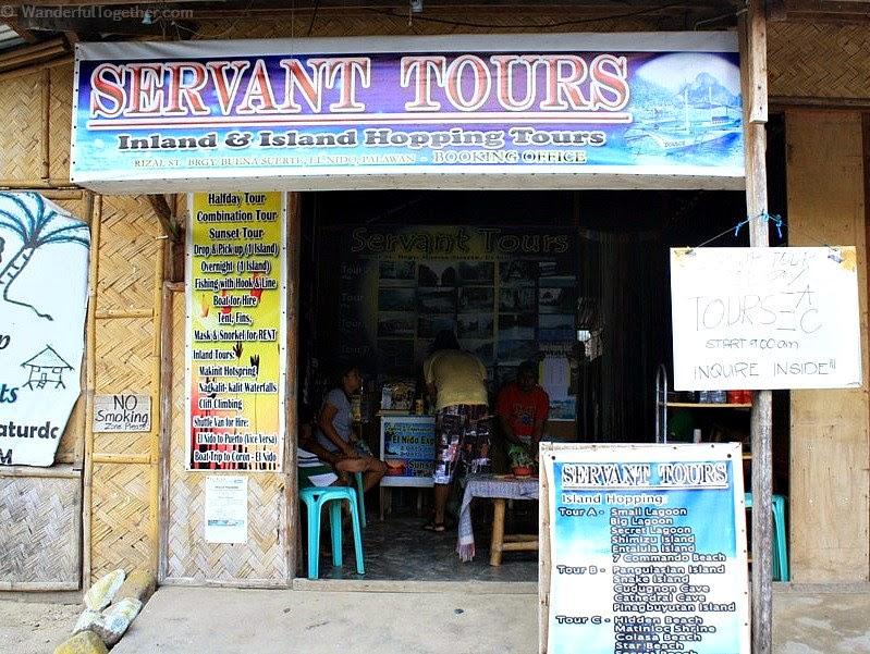 Preços em El Nido: Servant Tours