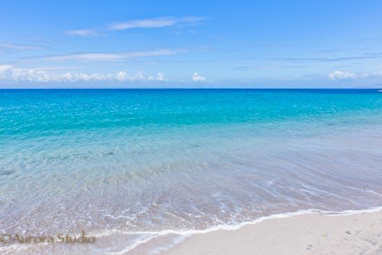 アラン諸島,イニシィア島のビーチ