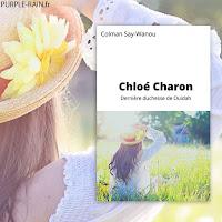 Livre Blog PurpleRain • Chloé Charon - Colman Say-Wanou