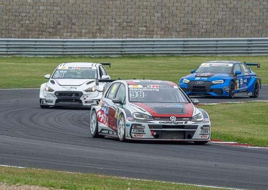 Neuzugang: ADAC TCR Germany startet mit Lada in die zweite Saisonhälfte