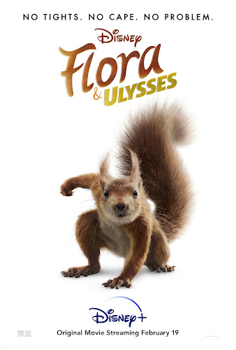 Flora and Ulysses (Web-DL 720p Español Latino) (2021)