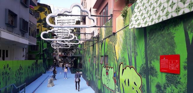 Alor Street Art 1 @ Bukit Bintang