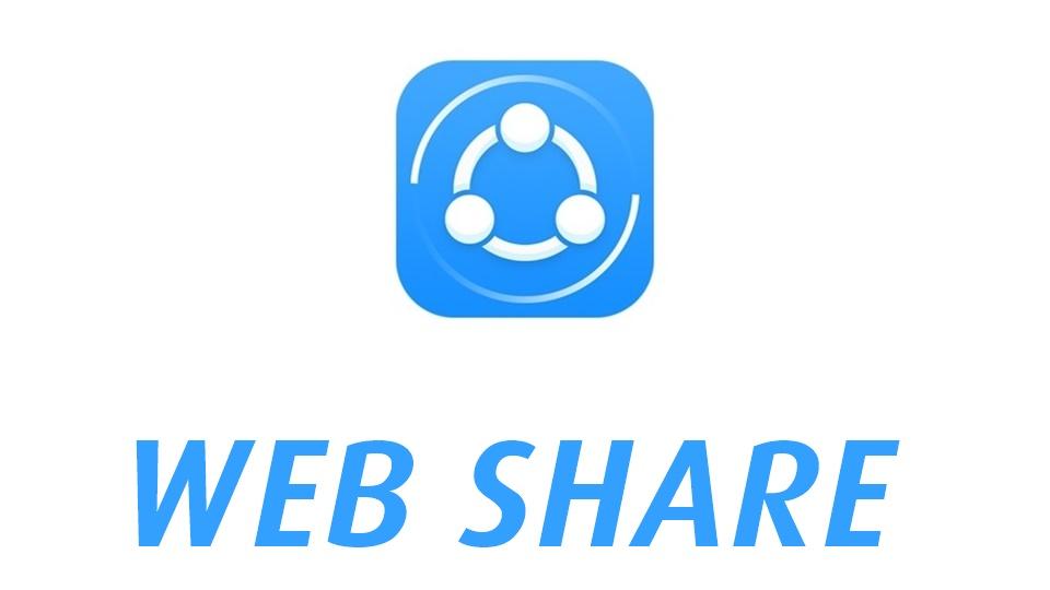 shareit webshare