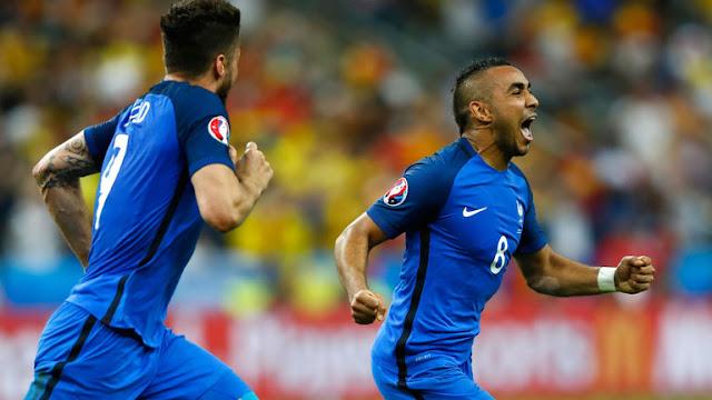 Laga Pembuka Euro 2016 : Daya Magis Kartu Wildcard