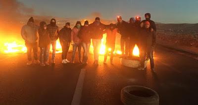 Bloqueo en acceso a la División Radomiro Tomic generó conflicto entre sindicatos de Codelco