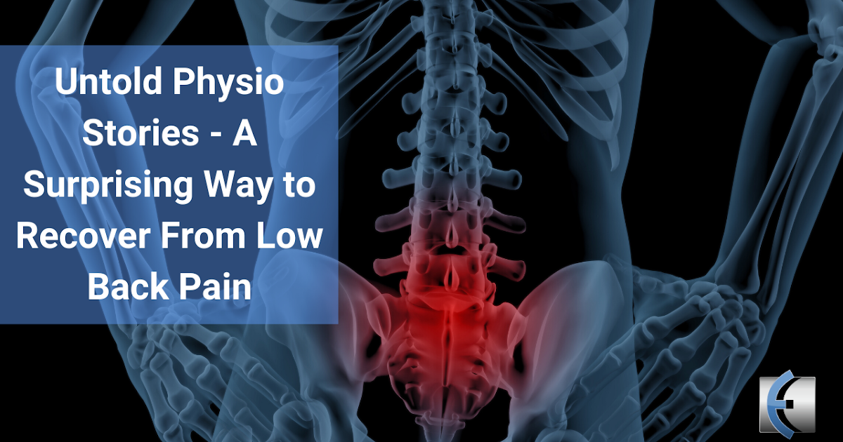 Photo of Untold Physio Stories – A surprising way to recover from low back pain | Modern Manual therapy meme Blog