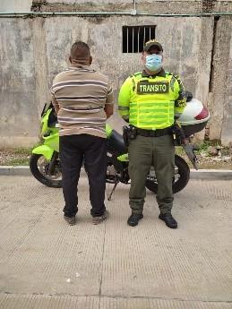 Policía Nacional entrega balance de operativos realizados en el municipio de Aguachica - Cesar
