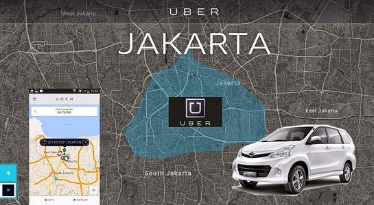 Langkah Mudah Cara Menggunakan Uber Taxi Yang Aman