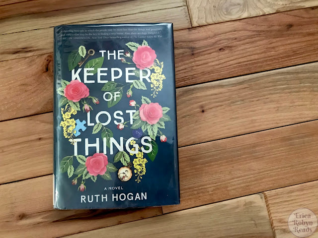 Book Review of The Keeper of Lost Things by Ruth Hogan