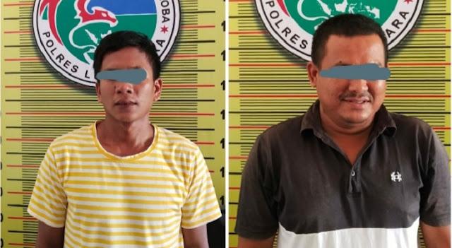 Miliki Sabu, Dua Warga Luwu Utara Diamankan Polisi