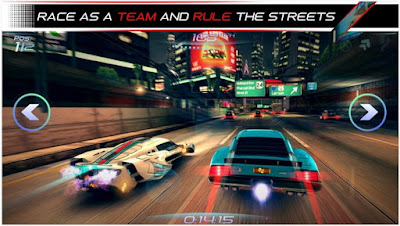 Rival Gears Racing v1.1.5 MOD APK+DATA for Android (Money)