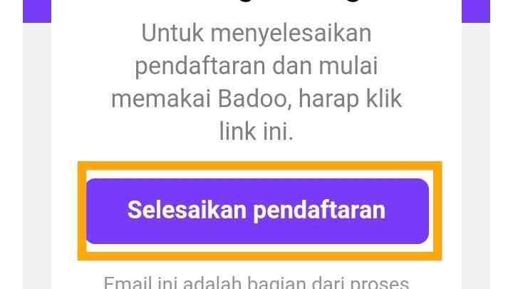 Badoo cara menggunakan Cara Mendaftar