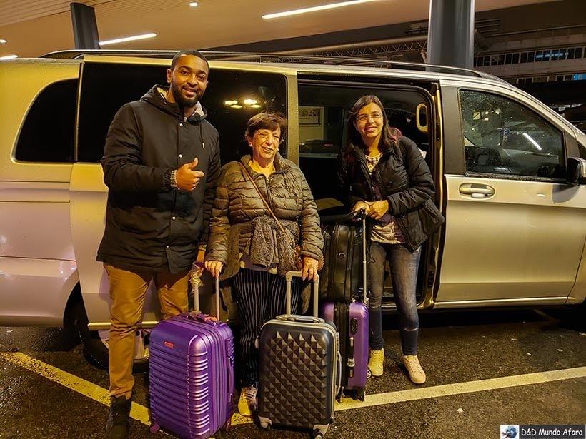 Transfer com a Walkborder: receptivo em Lisboa