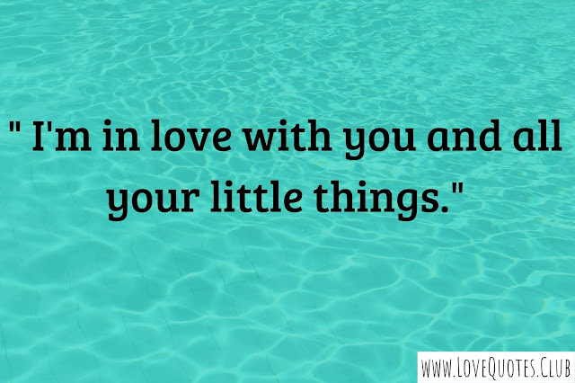 I love you baby quotes for her