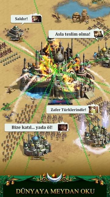 revenge of sultans hileli apk