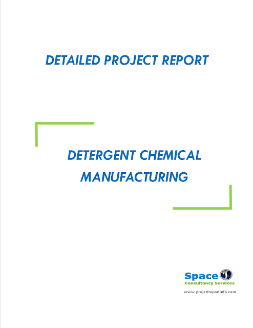 Project Report on Detergent Chemical Manufacturing