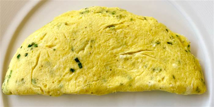 طريقة عمل بيض اومليت على الطريقة الفرنسية