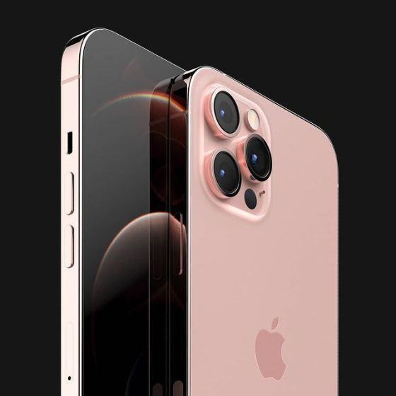 """Những chiếc iPhone màu hồng luôn khiến hội chị em """"đứng ngồi không yên"""". (Ảnh: nmplus)"""