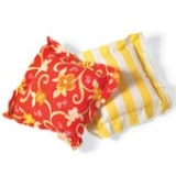 Tablecloth Pillows - Step 3