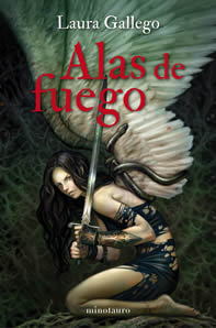 Alas de fuego, Laura Gallego