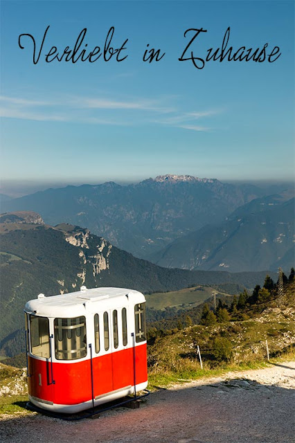 2in1 Photoday: Gondel auf dem Monte Baldo am Gardasee, Italien