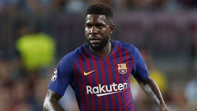 """ضربة أخرى لبرشلونة """"لعنة الإصابات تلاحق أومتيتي"""""""