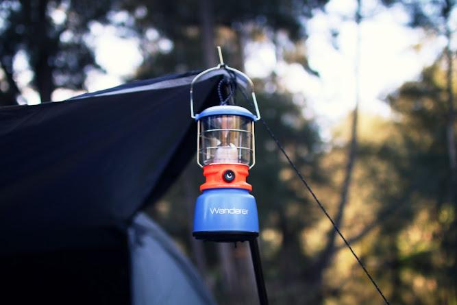 Wanderer Lantern Camping Australia