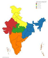 India Map - 21st Century