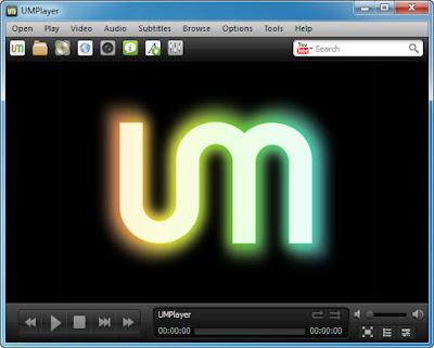 تحميل برنامج يو ام بلاير UMPlayer لتشغيل الافلام 2017