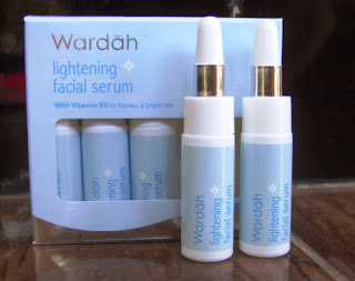 Review dan harga Wardah Lightening Serum