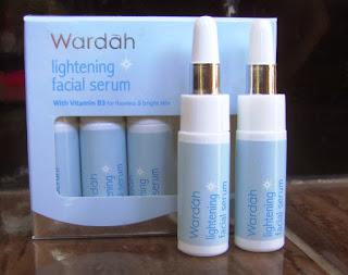 Review dan harga Wardah Lightening Serum
