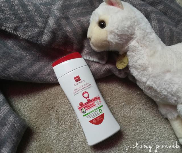 Kosmetycznie: GOCRANBERRY  - Balsam do ciała