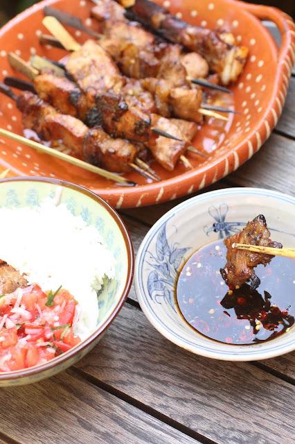 porck barbecue recette philippines