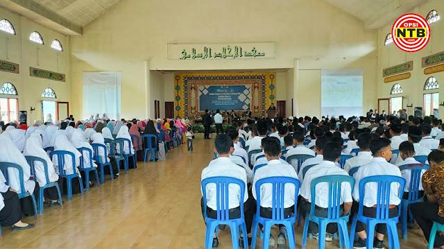 Perayaan Milad Ponpes Al Ikhlas Taliwang dan Universitas Cordova Berlangsung Khidmat
