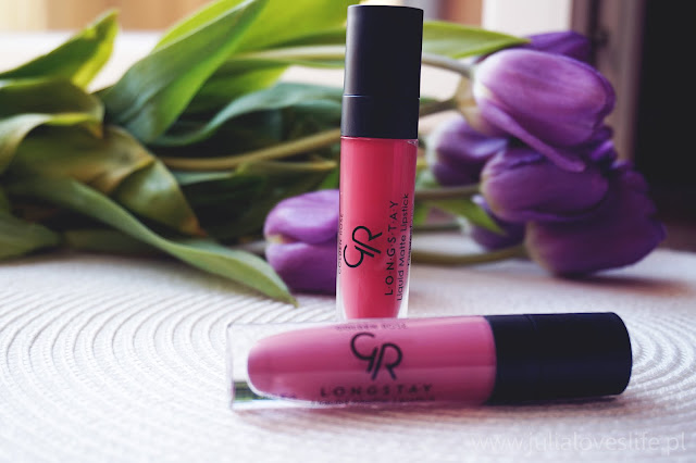 Golden Rose Longstay Liquid Matte Lipstick | czy naprawdę jest taka rewelacyjna? | recenzja + swatche