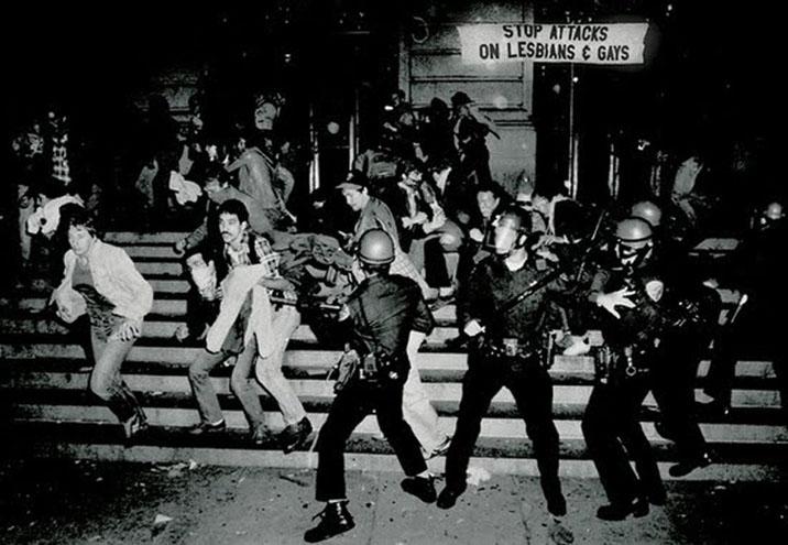 Gay Rights Riots 31