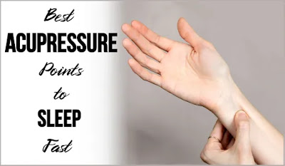 Acupressure Points for Sleep | Hand, Foot Acupressure Points to Sleep Fast