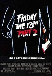 Filme Sexta-Feira 13 - Parte 2 1981 Torrent