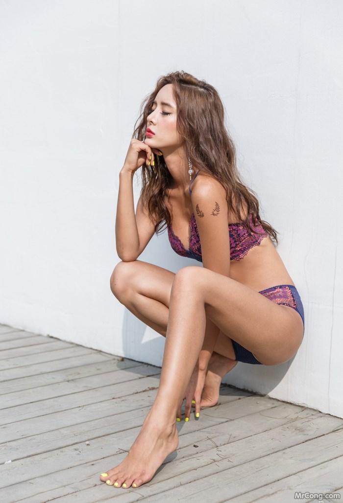 Image Kim-Bo-Ram-MrCong.com-004 in post Người đẹp Kim Bo Ram nồng nàn quyến rũ với trang phục biển và nội y (405 ảnh)