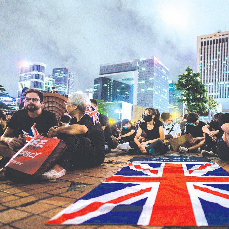 香港與台灣,殖民後的斯德哥爾摩症候群?